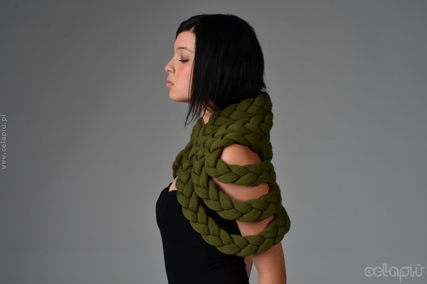 Braided Shrug