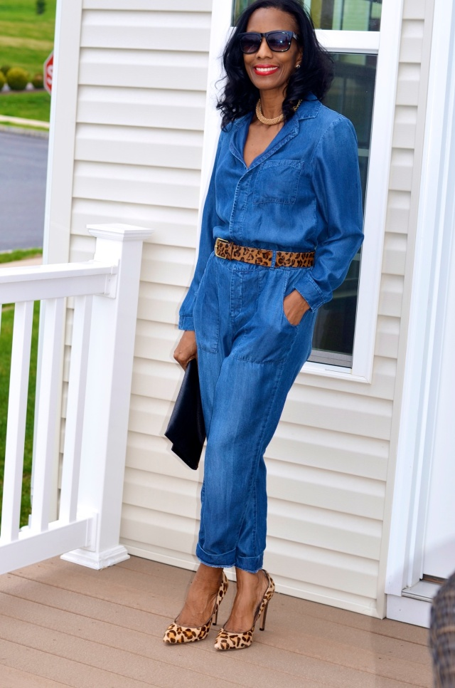 The Fab 40s In Jumpsuits | Sheela Writes