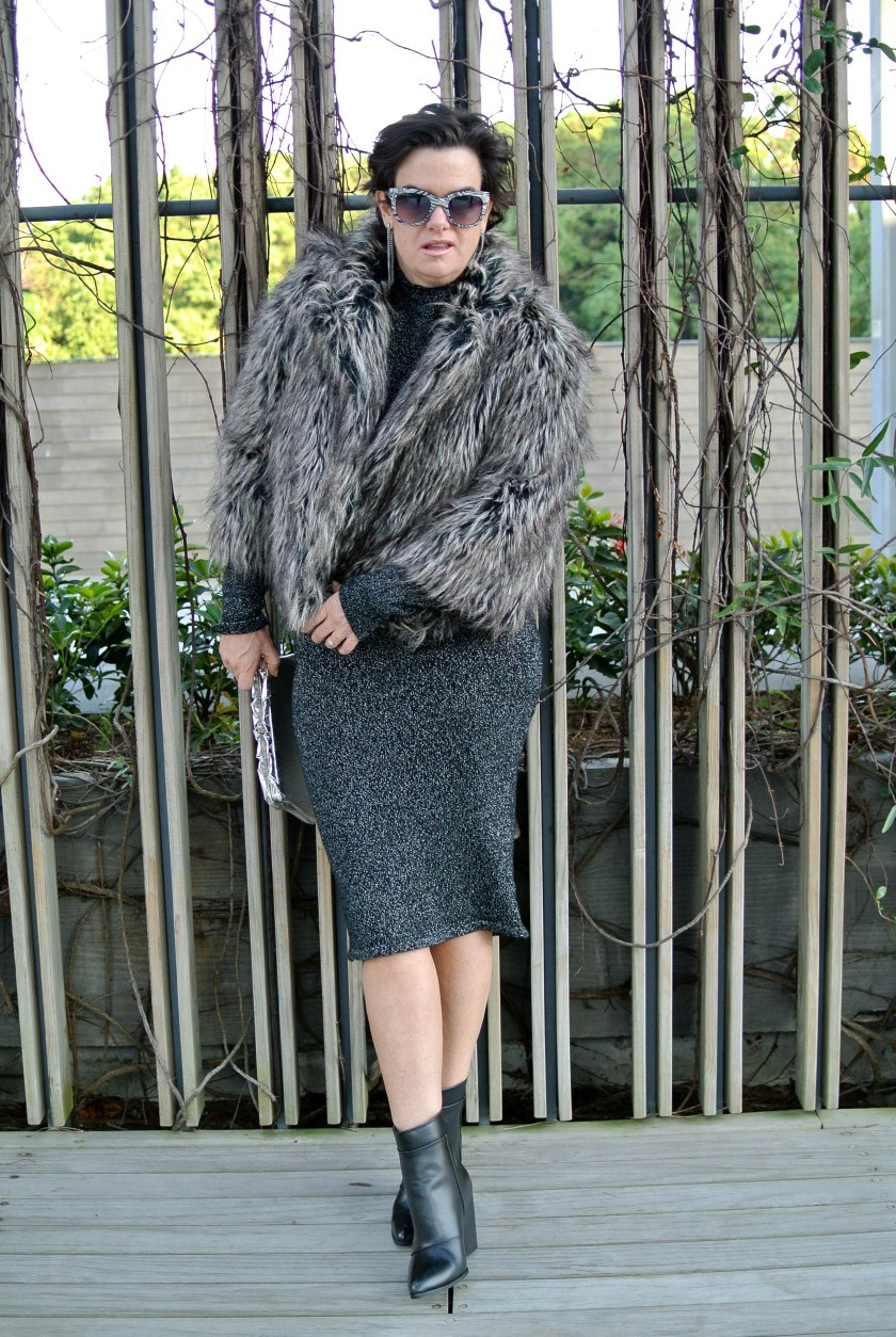 The Fab 40s In Faux Fur | Kremb de la Kremb