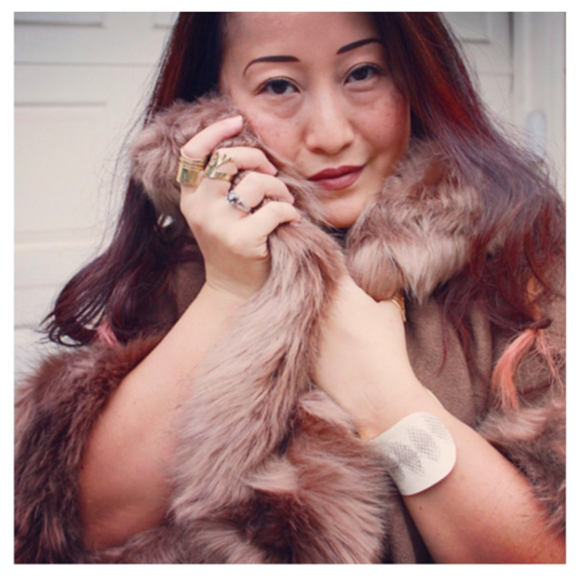 The Fab 40s In Faux Fur | Sheela Writes