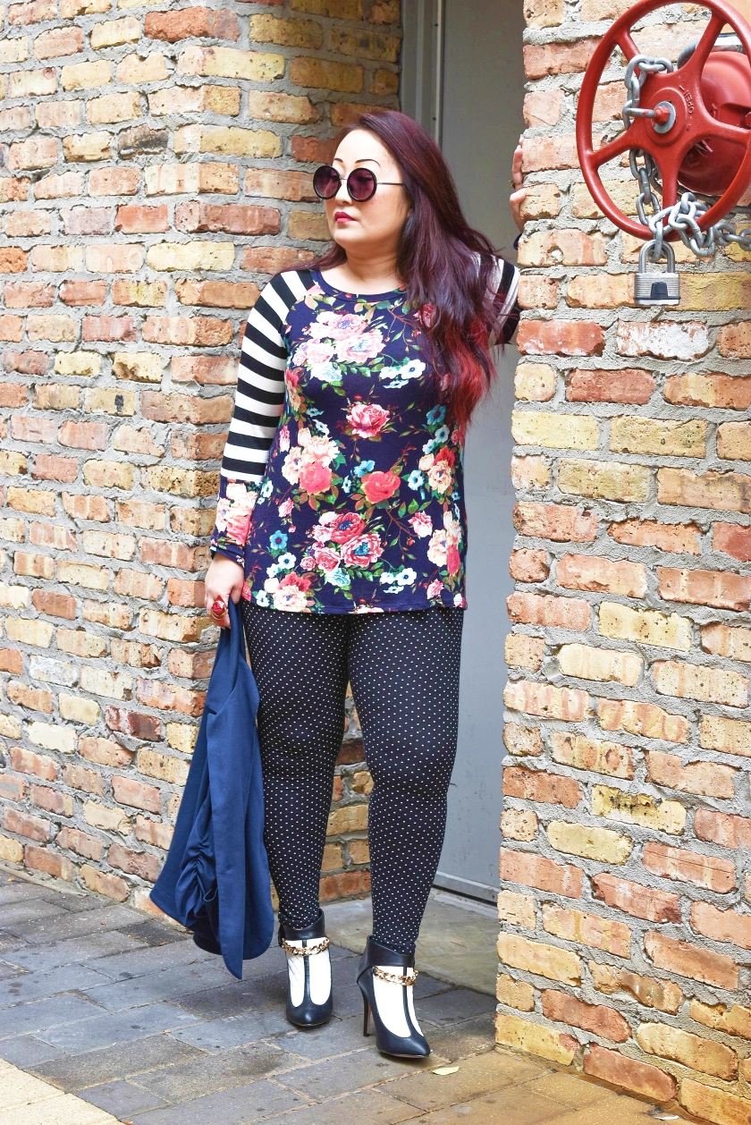 The Fab 40s In Florals | Sheela Writes