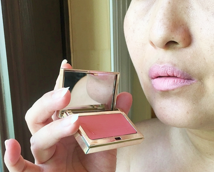 Clarins On The Lips | Sheela Writes