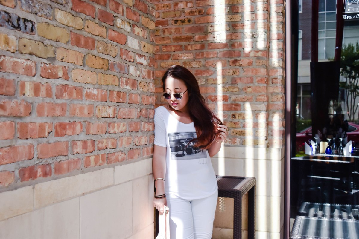 The Fab 40s Go (Mostly) All White | Sheela Writes